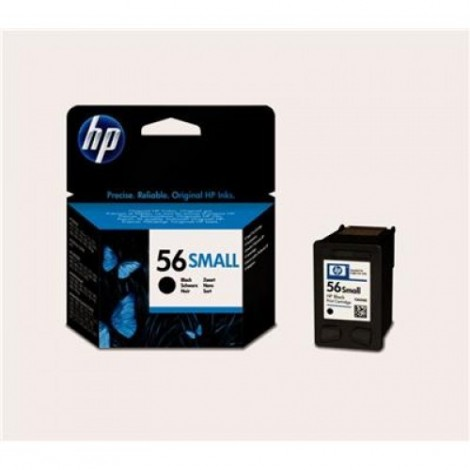 Hp Orgineel Inktcartridge Hp 56 Black Ho56