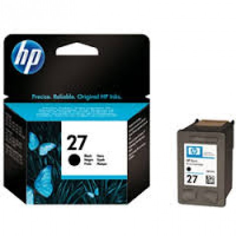 Hp Orgineel Inktcartridge Hp 27 Black HO27