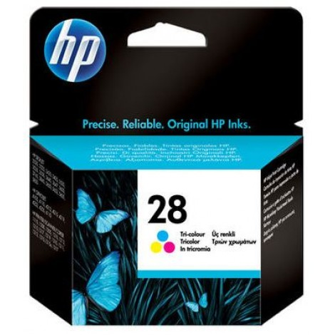 Inkt Cartridge Origineel Hp Hp28 Color Ho28