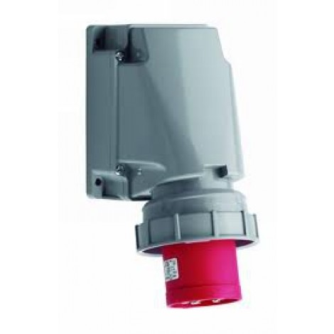Cee Wcd Rood 63Amp 5-Polig 3P+N+A Opbouw G53S35