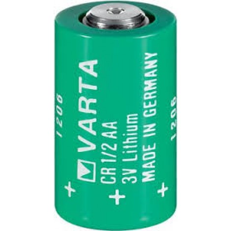 Varta Batterij Lithiumcel Cr1/2 Aa 3.0V 6127 14.75x25.1mm 6127 CR14250