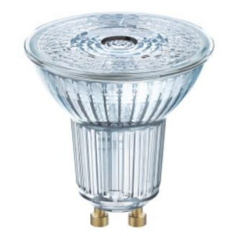 Osram Led Parathom Reflectorlamp MR16 GU10 4.6W-50W 827 350L 51mm Glas Dimbaar