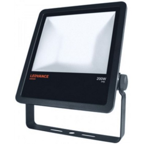 Osram Floodlight LED 200W 4000K Zwart IP65 20.000Lm 100gr 328*362*125