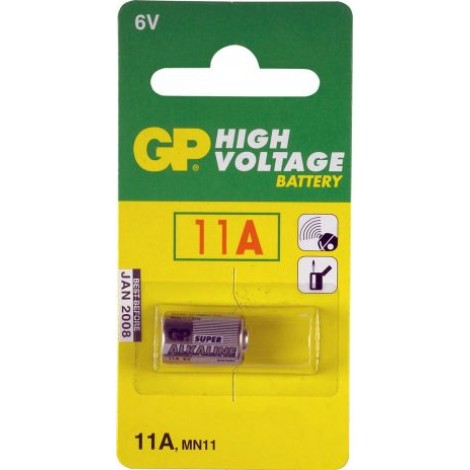G.P Rondcell Gp11A 6.0V Mn11 10.0X16.0Mm