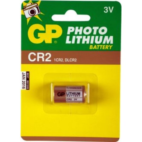 G.P Batterij Photo Lithiumcel Cr2 3Volt