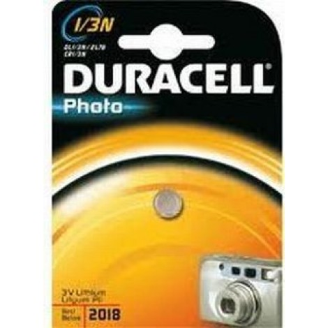 Lithiumcel Fotocell Cr1/3N 3Volt 11.6mmx 10.8mm 2L76 2LR76 1/3N CR11108 K58L