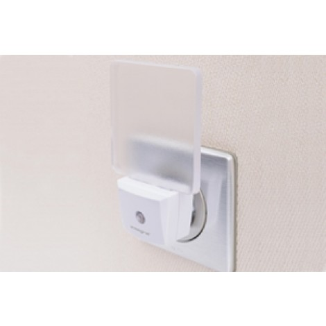 Integral Night Light 0.6W Cw Met Dag En Nacht Sensor Nodim 98-28-92