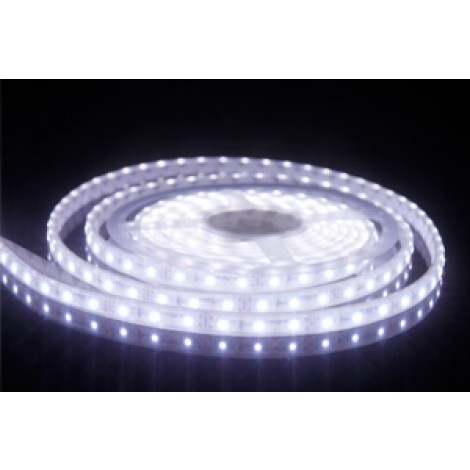 Integral Ledstrip Flex C/W 7000K lengte 5meter breed 10mm  60leds/m 12V 12W 710lm Per/Mtr IP65