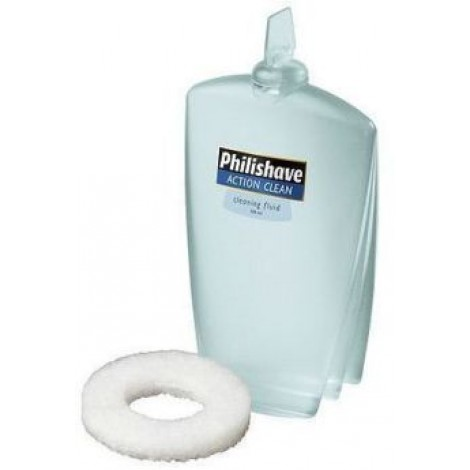 Philips Scheerkop Cleaning Hq101 150Ml Fluid+Filter