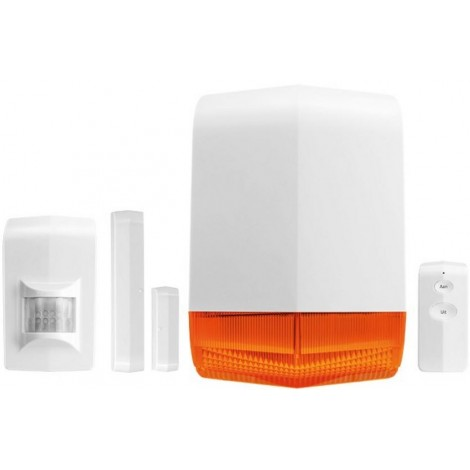 Klikaan Klikuit Alarm Set Wireless Security System ALSET-2000 NL