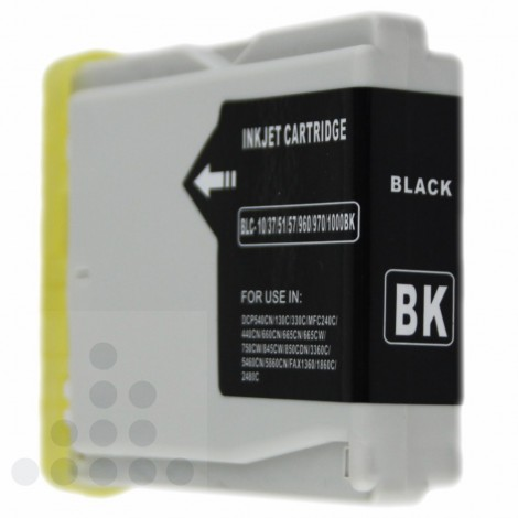 Inksave Brother LC 970/1000 BK