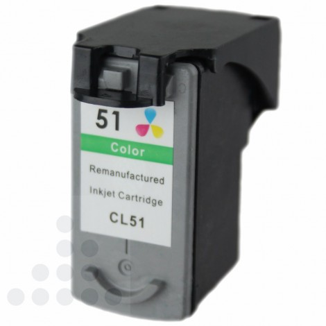 Inksave Canon CL 51C