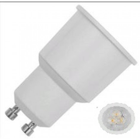 Led 3W Gu10 2700K Mr11 35Mm 230V 200L