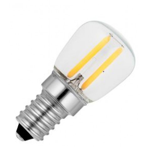 SPL Filament Led Glas Parfumlamp E14 130L 1.3W 2500K L023826502 Voltage Dimbaar