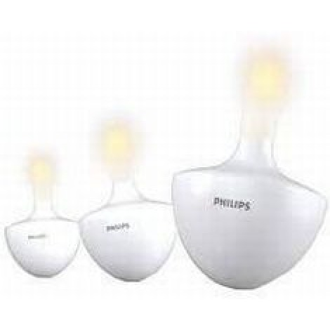 Philips Armatuur Led Drijvende Led-Kaars Aqualight Set Van 3