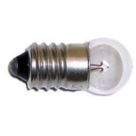 Zaklantaarnlamp Buislamp E10 12V 420Ma 5W 23X9Mm