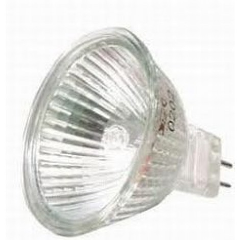 Halogeenlamp Reflector 24V 75W GU5.3 24graden 51mm MR16