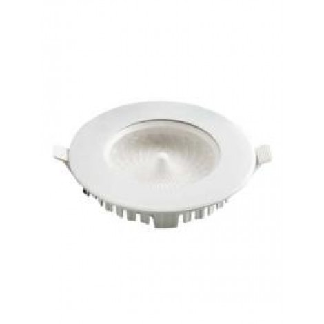 Interlight LED Waves Downlight 15W 115gr wit 3000K IP20 1000lm incl driver gatmaat 160mm niet dimbaar IL-DW15115K3