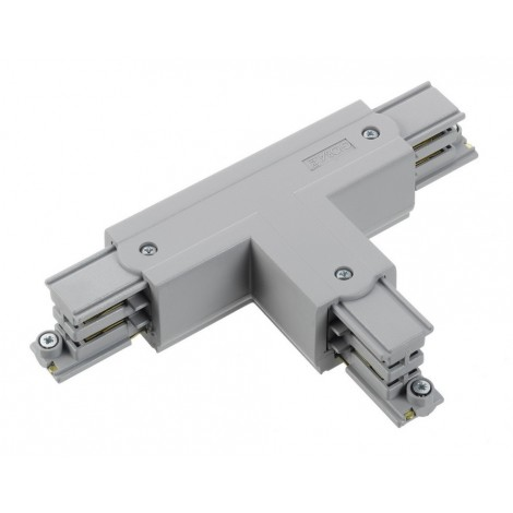 Nordic 3-Fase Spanningsrail Xts 39-1 T-Connector Buitenzijde Links Alu