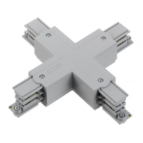 Nordic 3-Fase Spanningsrail Xts 38-1 X-Connector Alu