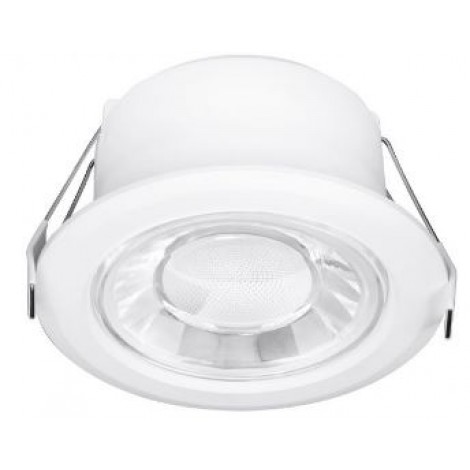Enlite LED Inbouwspot Spryte 10w 4000K 830L Vast en Dimbaar Gatmaat 82/105mm IP44