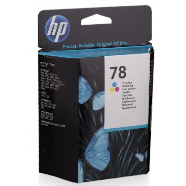 Inkt Cartridge Origineel Hp Hp78 Color Ho78