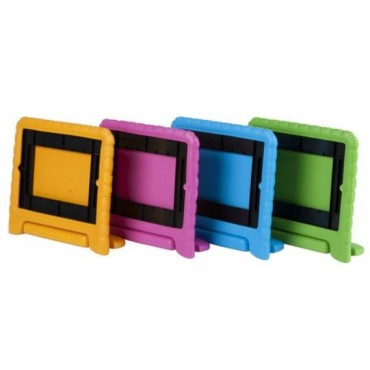 Polaroid Apple Ipad2/3/4 Hoes 48992 shockproof 6 Stuks Assortie