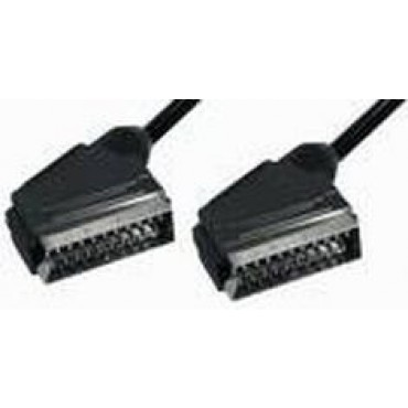 Scart Kabel 3.0Mtr Male > Male Basicline 5181
