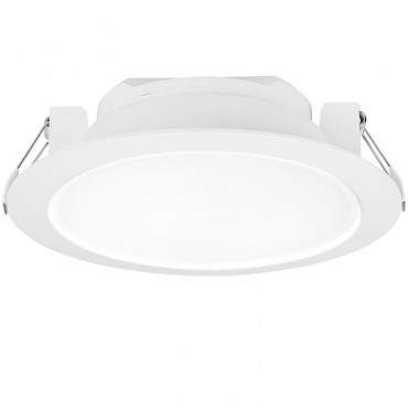 Enlite Led Inbouw Spot Unifit 23W Inclusief Driver Ip40 3000K 1750L Gat 170mm 200Mm