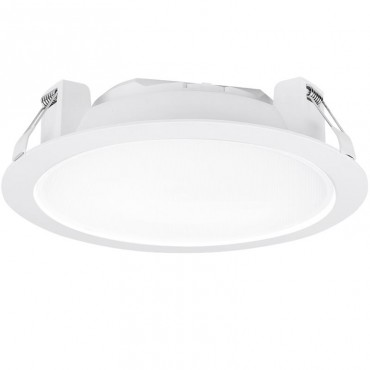 Enlite Led Inbouw Spot Unifit 30W Inclusief Driver Ip40 3000K 2200L Gat 200mm 230Mm
