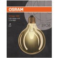 Osram Led Filament Globelamp 4-40W E27 125mm 824 Gold Vintage 1906