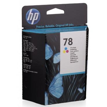 Inkt Cartridge Origineel Hp Hp78 Color Ho78