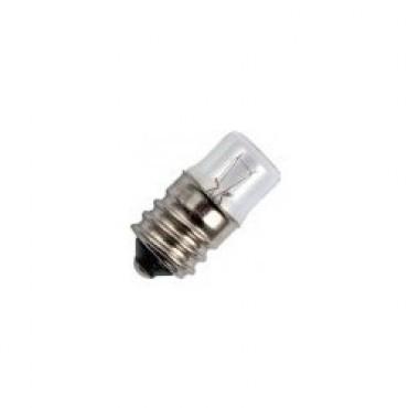 Signaallamp Neon 12V 3W E14 30X14mm