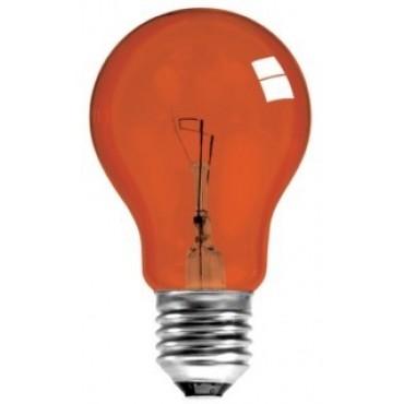 Orbitec Schijnvuurlamp Standaardlamp 60W E27 Rood 60Mm