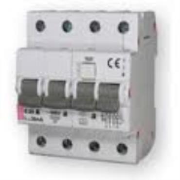 Eti Aardlekautomaat 16A B-kar 30mA 3P+N 431000153 3-Fase