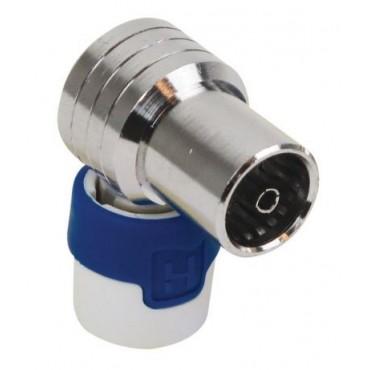 Hirschmann Kokwi5 Coax Plug Haaks Female Connector 4G/Lte Proof