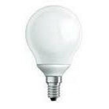 Osram Spaarlamp MiniGlobe 5Watt E14 827 Warmwit 6000H