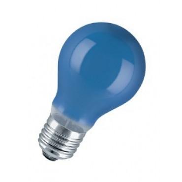 Osram Gloeilamp Standaardlamp 25W E27 Blauw