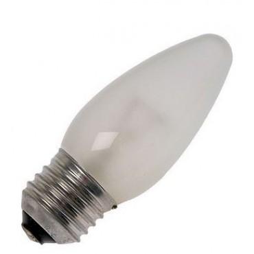 Kaarslamp  40W  E27  Opaal  54Mm