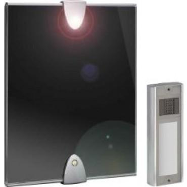 Grothe Mistral 600 Draadloze Gong Flits 250Mtr Verwisselbaar Design