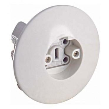 Abl Perilex Wcd 25Amp Inbouw Creme 2303010