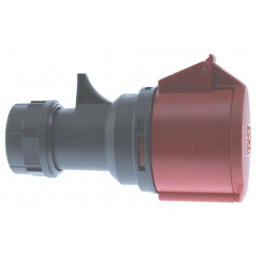 Cee Stekker Contra Rood 32Amp 5-Polig 3P+N+A K52.30 K52S30