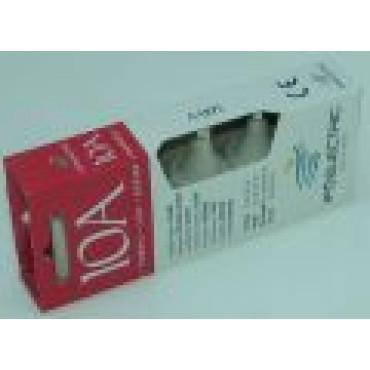 Zekering Smeltveiligheid Traag 10Amp Rood Verpakt Per 5St Prijs P/Stuk