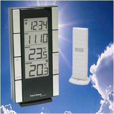 Techno-Line Temperatuurstation Ws 9765 Radio Controlled 868Mhz Min/Max