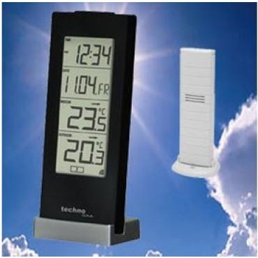 Techno-Line Temperatuurstation Ws 9767 Radio Controlled 433Mhz Hooggla