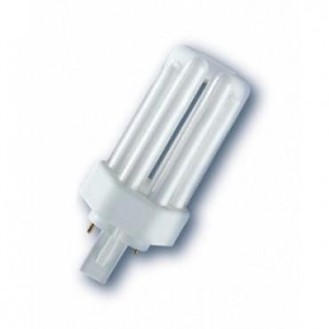 Osram Compact Fluor DuluxT 26W 840 4000K 2-Pins Gx24D-1