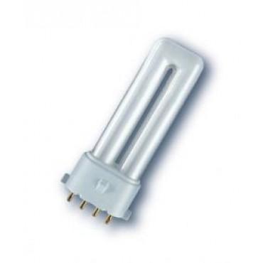 Osram Compact Fluor DuluxSE 7W 830 3000K 4-Pins 2G7