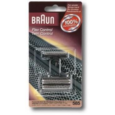 Braun Combipack Flex Control & Twin Control 585/586