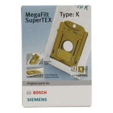 Bosch Siemens Stofzuigerzak Orgineel Type K Vz41Afk 468265
