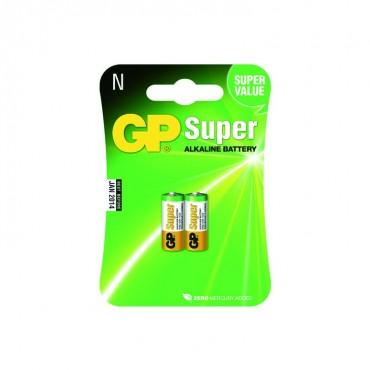 G.P Rondcell LR01 1.5V Mn9100 Bls2 Super Alkaline